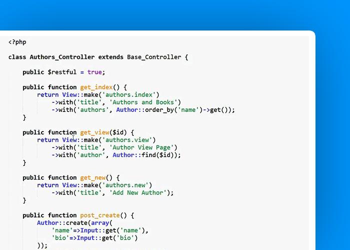 czym sa php frameworks
