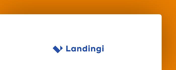 landing page - landingi
