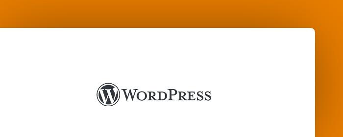 landing page - wordpress