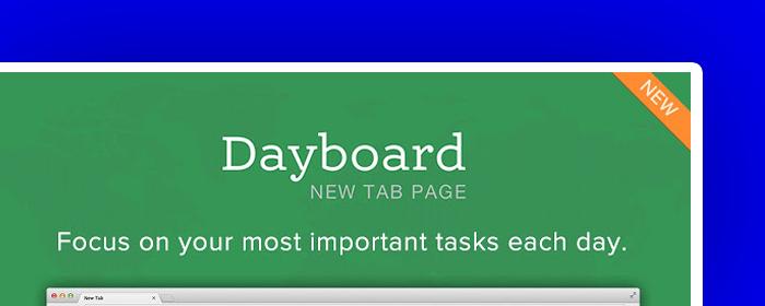rozszerzenie dayboard