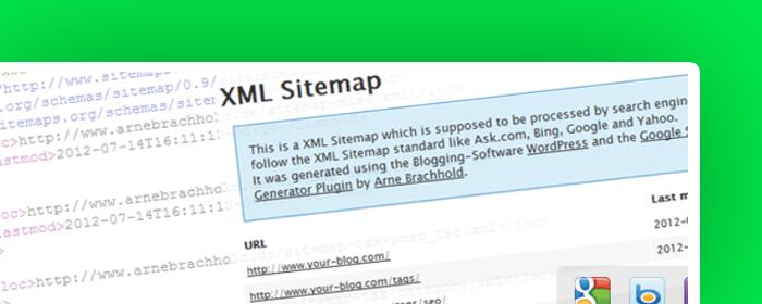 jak stworzyc mape witryny xml wordpress - xml sitemaps