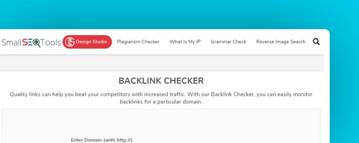 sprawdzanie linkow do strony - narzedzie small seo tools